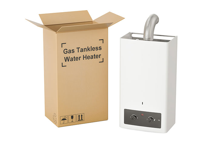 Tankless Water Heater Mechanical Technologies El Paso Tx